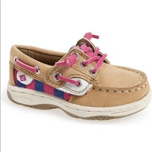 """Sperry Top Sider """"Ivyfish"""" leather boat shoe"""
